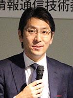 沖田 貴史 氏
