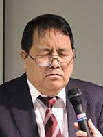 指田 忠司 氏