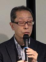 桐葉 佳明 氏