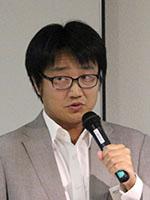 石津 健太郎 氏
