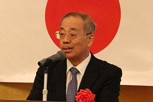 笹瀬 巌 表彰選考委員会副委員長