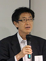 島津 秀雄 氏