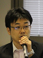 KDDI 中野 裕介 氏