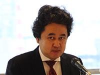 戸田通信規格課国際情報分析官