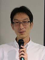 窪田 歩 氏