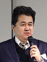 戸田 公司 氏