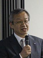 TTC 専務理事 前田 洋一