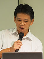 山田 郁夫 氏