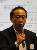 光ファイバ伝送専門委員長 中島 和秀 氏
