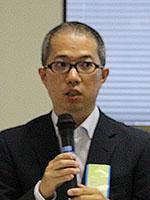 畑 元章 氏