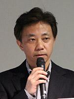 NTTドコモ 輿水 敬 氏