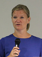 Ms.Hege Johnson