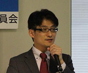 日本電信電話株式会社 唐澤 圭 氏