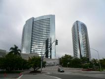 写真1 : マリオットホテル&マリーナ