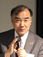 武田 晴夫 氏