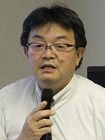 蓑田 学 氏