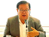 村井慶應義塾大学環境情報学部長  教授