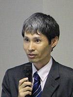 光ファイバ伝送専門副委員長 星田 剛司 氏