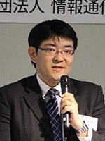NTT 奥川 雄一郎 氏