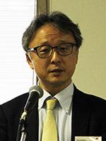 亀山 渉 氏
