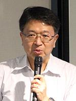 榮 浩三 氏