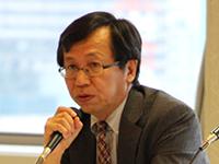 吉田国際戦略局長